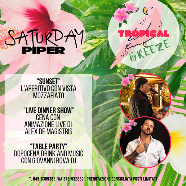 SABATO / TROPICAL BREEZE