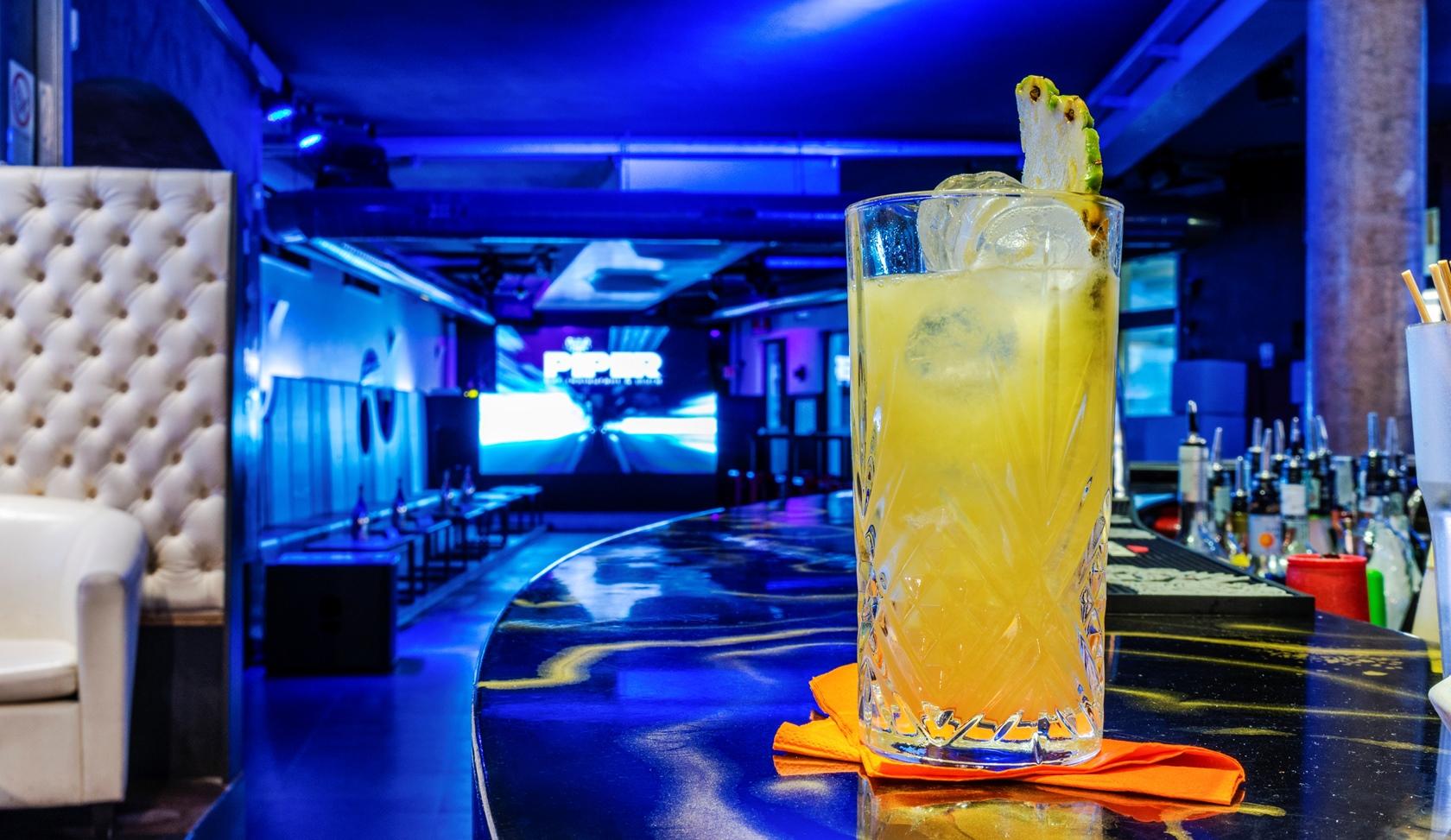 Lo spazio glamour dove gustare aperitivi e cocktail